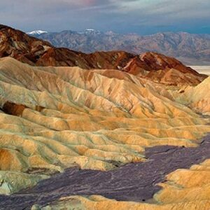 Death Valley National Park Wooden Puzzle