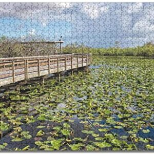 Everglades National Park Jigsaw Puzzle
