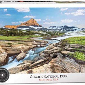 Glacier National Park 1000 Piece Puzzle