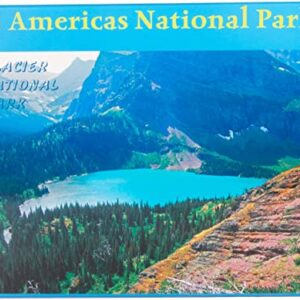 Glacier National Park Lower Grinnell Lake Puzzle