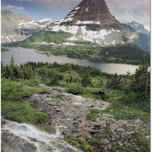 Glacier National Park Puzzle