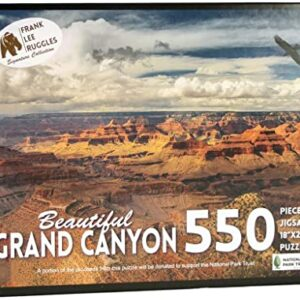 Grand Canyon Jigsaw Puzzle For Adults