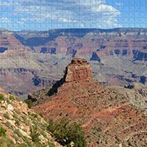 Grand Canyon Kaibab Trail Puzzle