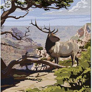 Grand Canyon National Park Elk Puzzle