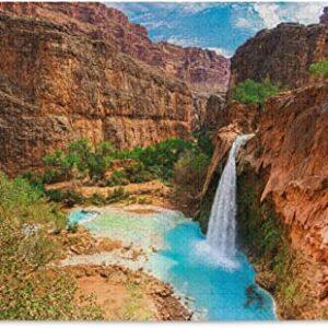 Grand Canyon National Park Havasu Waterfalls Puzzle