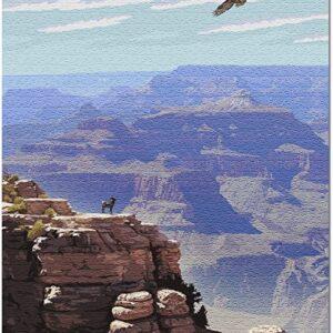 Grand Canyon National Park South Rim Puzzle