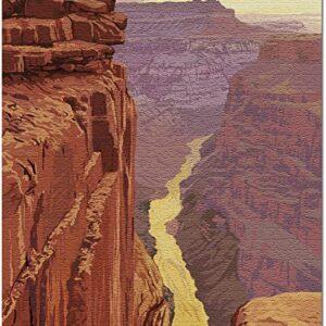 Grand Canyon National Park Toroweap Point Puzzle
