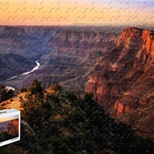 Grand Canyon National Park Wood Puzzle