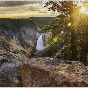 Grand Canyon Of Yellowstone Puzzle