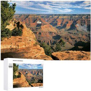 Grand Canyon South Rim Jigsaw Puzzle