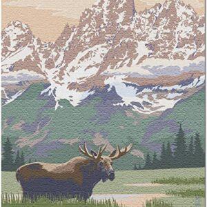 Grand Teton National Park Wyoming Puzzle