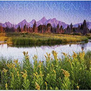 Grand Teton Puzzle