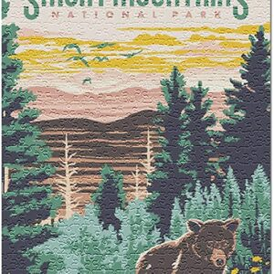 Great Smoky Mountains National Park Puzzle
