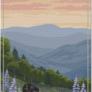Great Smoky Mountains National Park Tennessee Puzzle
