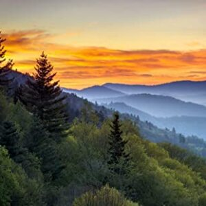 Great Smoky Mountains Puzzle