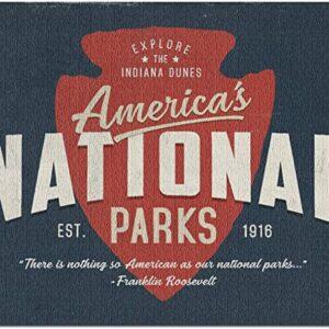 Indiana Dunes National Park Arrowhead Puzzle