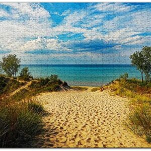 Indiana Dunes State Park Puzzle