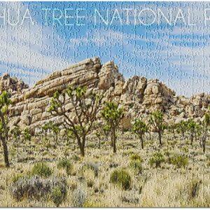 Joshua Tree National Park Iconic Puzzle