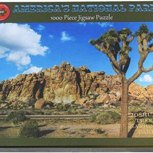 Joshua Tree National Park Mojave Desert Puzzle