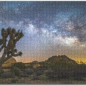 Large Joshua Tree National Park Jigsaw Puzzle