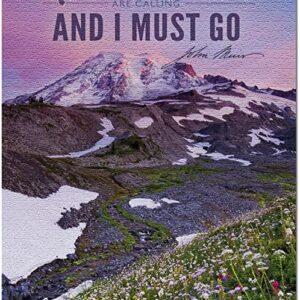 Mount Rainier Puzzle