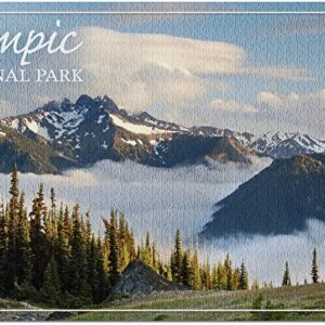 Olympic National Park Deer Park Puzzle