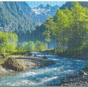Olympic National Park Puzzles