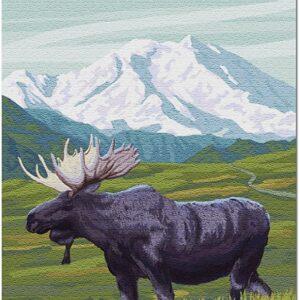 Rocky Mountain National Park Colorado Moose Puzzle