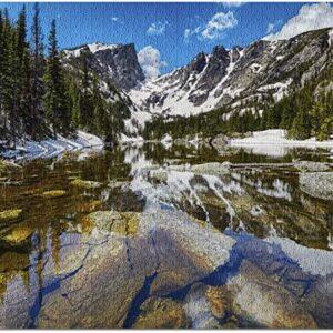 Rocky Mountain National Park Jigsaw Puzzle