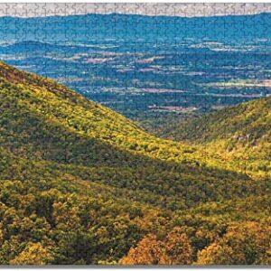 Shenandoah National Park 1000 Piece Jigsaw Puzzle