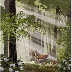 Shenandoah National Park Deer Puzzle