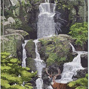 Shenandoah National Park Doyles River Falls Puzzle