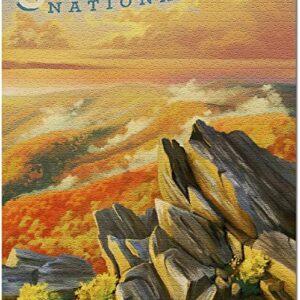 Shenandoah National Park Fall Jigsaw Puzzle