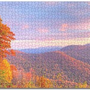 Shenandoah National Park Jigsaw Puzzle