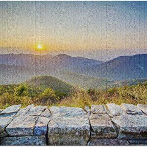 Shenandoah National Park Skyline Drive Puzzle