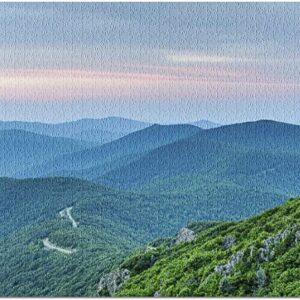 Shenandoah National Park Virginia 1000 Piece Puzzle
