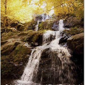 Shenandoah National Park Waterfall Puzzle