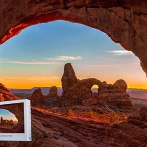 Wooden Arches National Park Utah Puzzle