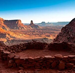 Wooden Canyonlands National Park Puzzle