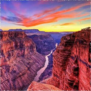 Wooden Grand Canyon National Park Puzzle