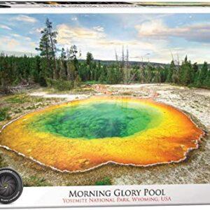 Yellowstone Morning Glory Pool Puzzle