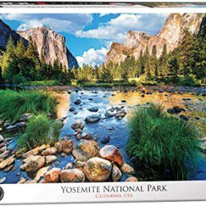 Yosemite El Capitan Puzzle