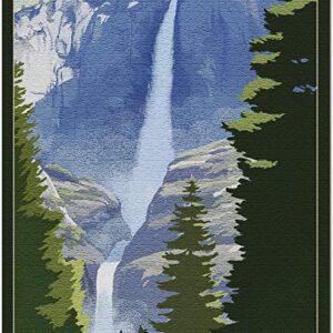 Yosemite National Park California Puzzle