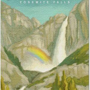 Yosemite National Park Yosemite Falls Puzzle