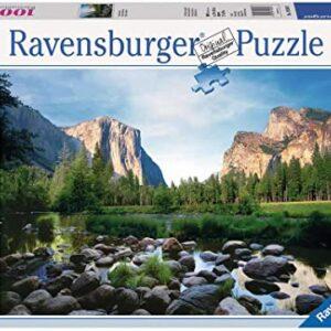 Yosemite Valley 1000 Pieces Jigsaw Puzzle