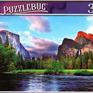 Yosemite Valley Merced River Puzzle