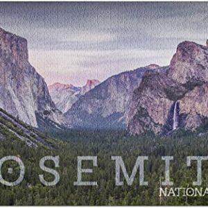 Yosemite Valley View Puzzle