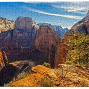 Zion National Park Utah Puzzle
